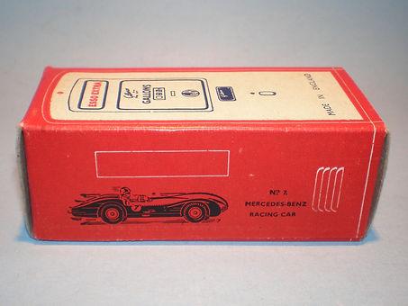 Morestone Esso Petrol Pump Series No.7 box
