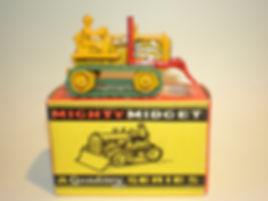 Benbros Mighty Midget No.10 Bulldozer