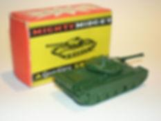 Benbros Mighty Midget No.14 Tank