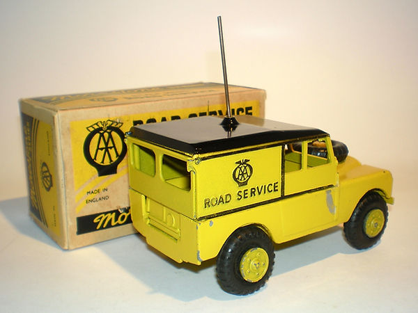 Morestone AA Road Service Land Rover (large version