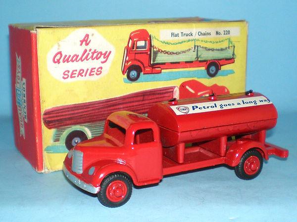 Benbros Qualitoys 226 Petrol Tanker