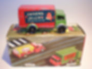 Benbros Qualitoys Delivery Van