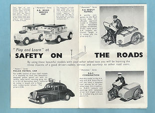 Morestone Catalogue 1955