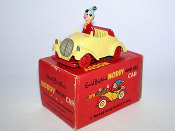 Morestone Noddy and His Car