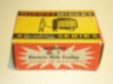 Benbros Mighty Midget No.7 Electric Milk Trolley box