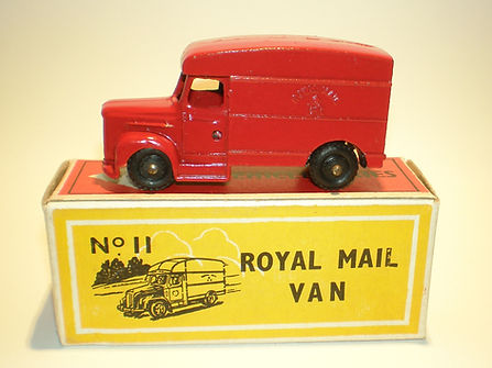 Budgie Miniatures No.11 Royal Mail Van