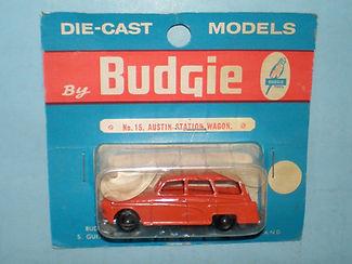 Budgie Miniatures No.15 Austin Countryman - blue blister-pack