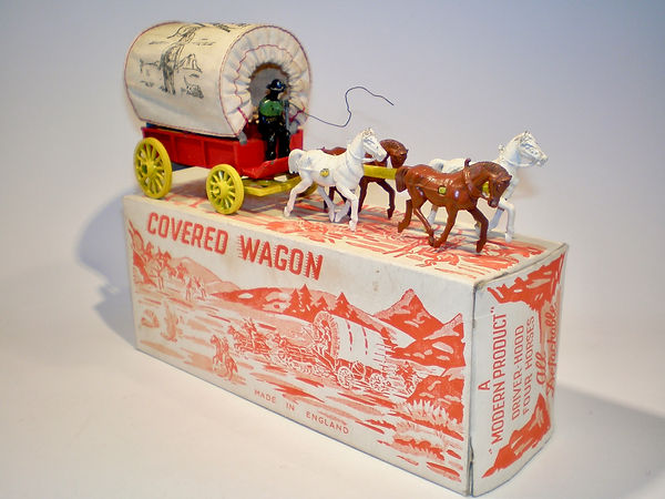 Morestone Covered Wagon
