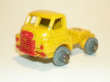 Benbros Nos.43-48 Bedford Cab - yellow. red trim