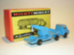 Benbros Mighty Midget No.44 Low Loader with crane
