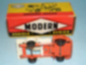 Budgie Miniatures No.23 Cement Mixer - type 1 chassis & base