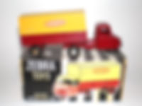 Benbrps Zebra Toys Railway Articulated Van