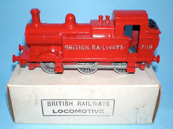 Morestone British Railways Locomotive Engine