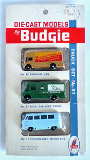 Budgie No.97 Series B Traffic Set