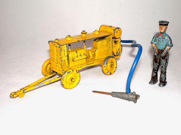 Morestone Compressor, Drill & Man