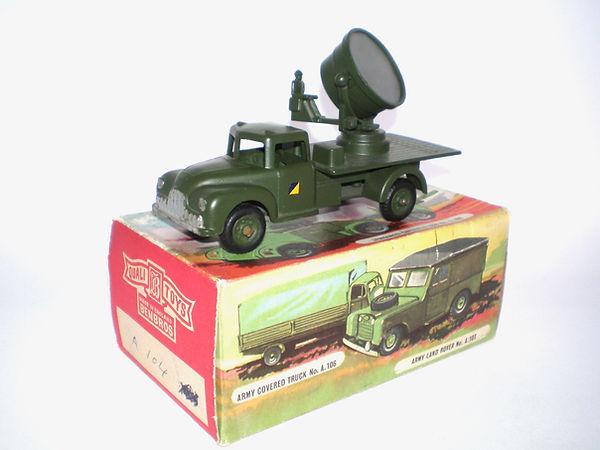 Benbros Qualitoys Mobile Searchlight