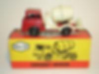 Budgie Miniatures No.23 Cement Mixer