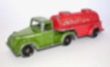 Benbros Qualitoy Articulated Petrol Tanker