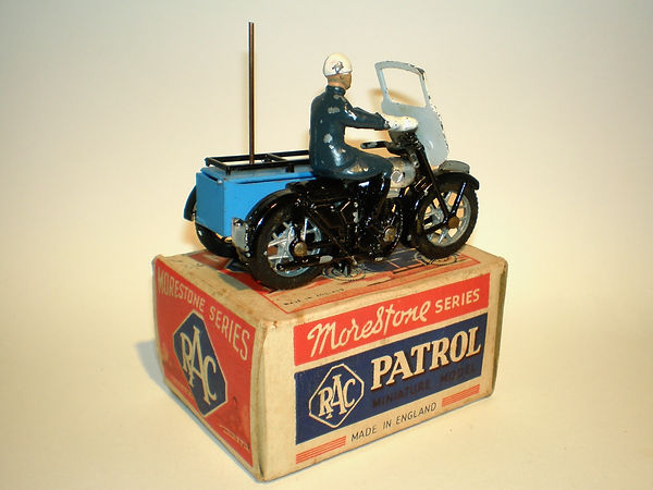 Morestone RAC Motorcycle Patrol Series 2