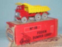 Morestone Esso Petrol Pump Series No.18 Foden Dumper