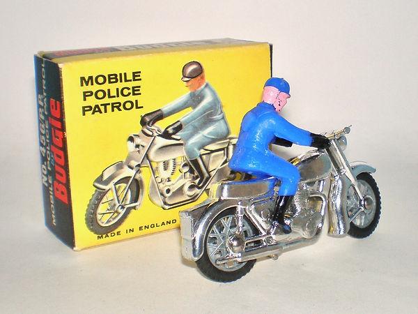 Budgie No.456/PP Mobile Police Patrol (Series 2)