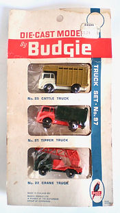 Budgie No.97 Series A Truck Set