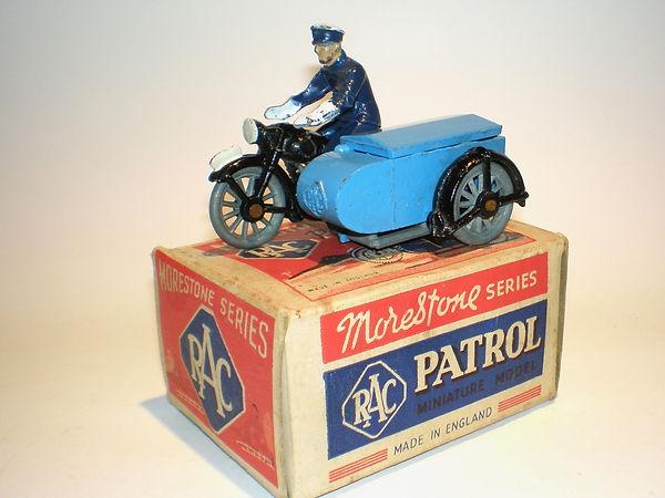 Morestone RAC Motorcycle Patrol
