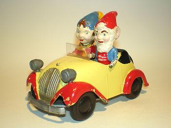 Morestone Budgie Noddy & His Car