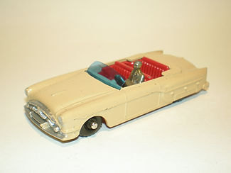 Budgie Miniatures ~No.14 Packard Convertible - variation 3