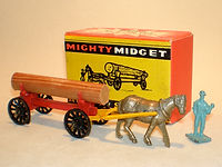 Benbros No.2 Log Cart