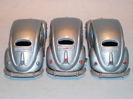Morestone Esso Petrol Pump Series No.8 Volkswagen Sedan