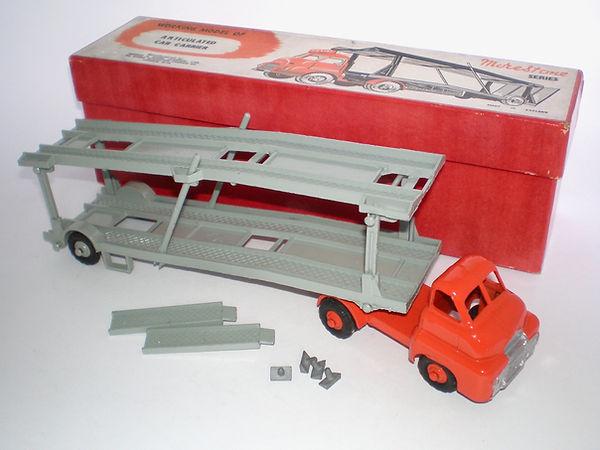 Morestone Articulated Car Transporter