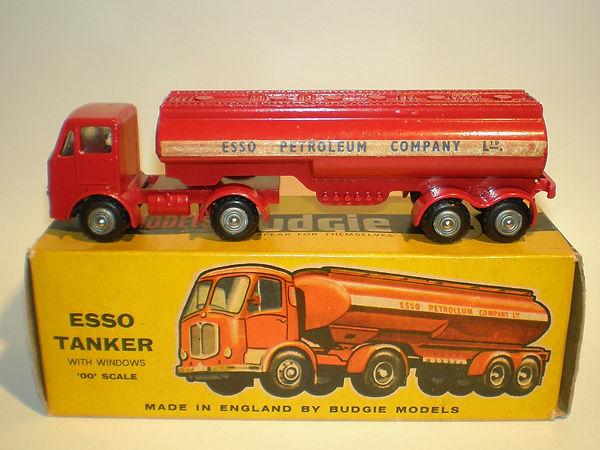 Budgie No.270 Esso Tanker
