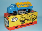 Budgie Miniatures No.53 'National' Tanker