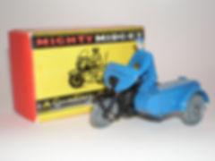 Benbros Mighty Midget No.29 RAC Motorcycle