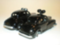 Benbros Mighty Midget No.37 Police Car - speaker variations