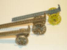 Benbros No.9 Fire Engine Ladder Wheels