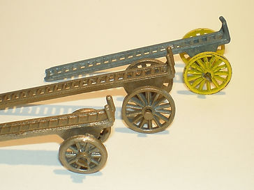 Benbros No.9 Fire Engine Ladder Wheels