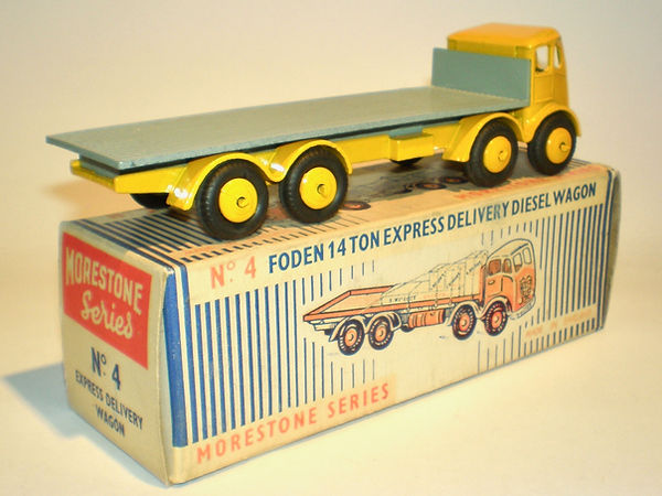 Morestone No.4 Foden Express Delivery Diesel Truck