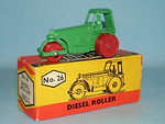 Budgie Miniatures No.26 Road Roller
