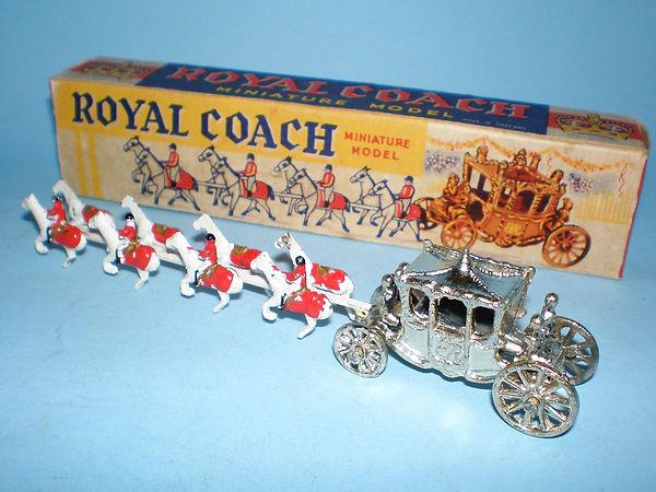 Benbros Qualitoys Royal Coach