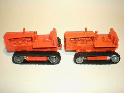Budgie No.234 Crawler Tractor Rollers