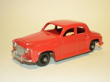 Budgie Miniatures No.60 Squad Car