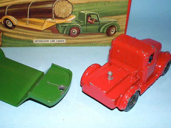 Benbros Qualitoys 221 Articluated Low Loader