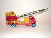 Benbros Qualitoys Mobile Crane