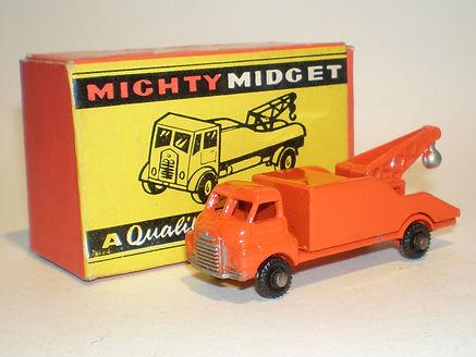 Benbros Mighty Midget No.33 Breakdown Truck