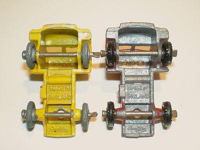 Benbros Nos.43-48 Bedford Cabs