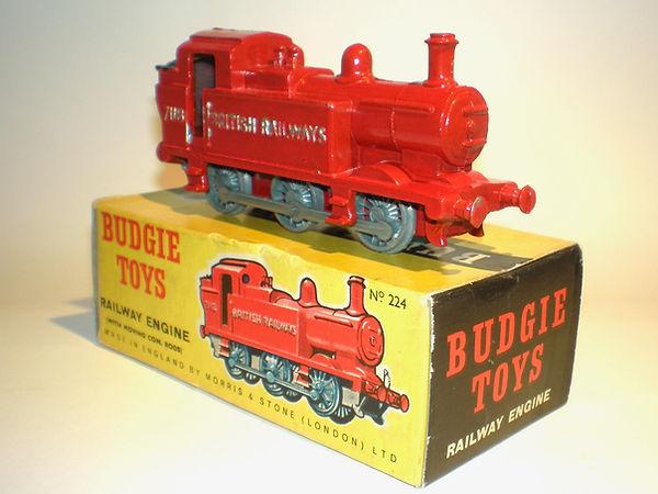 Budgie No.224 Railway Engine