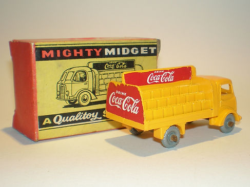 Benbros Mighty Midget No.49 Coca-Cola Truck