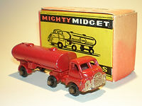 Benbros Mighty Midget No,46 Articulated Petrol Tanker